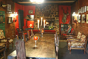 Lomas /creek Lodge Pub and Grub close to Dullstroom and Lydenburg