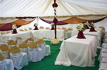 Romantic outdoor wedding venue in Mpumalanga close to Lydenburg